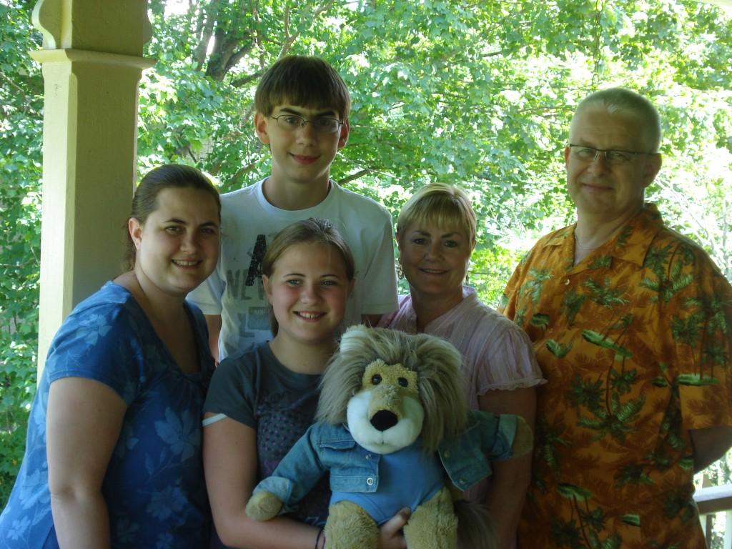 Ricks family